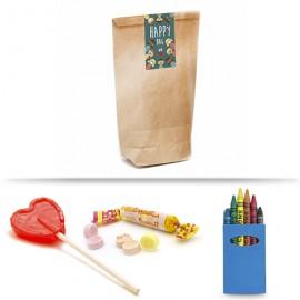 Kit enfants Crayons de cire