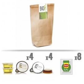 Kit alimentarie Tourmalet